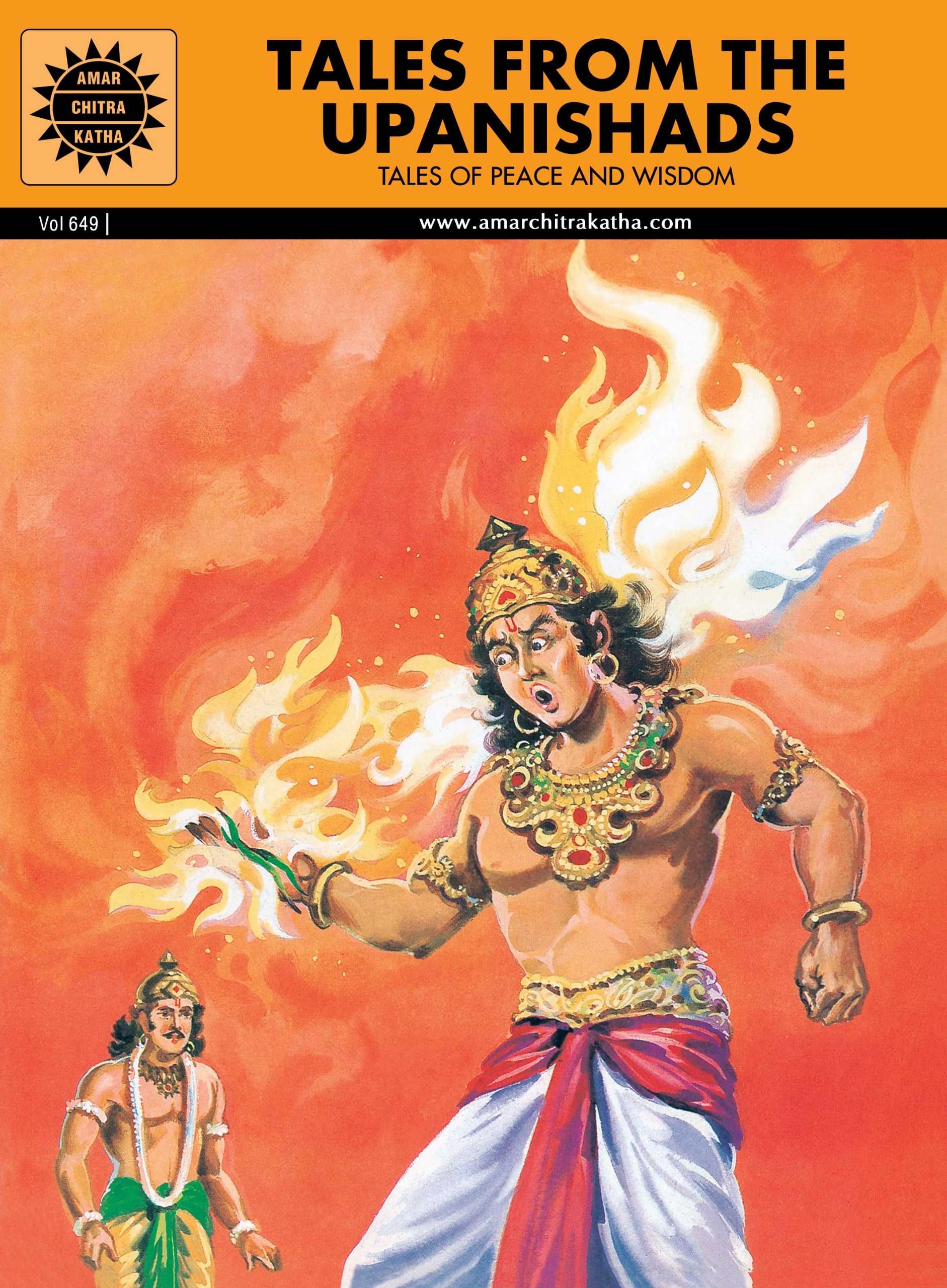 Download Tales From The Upanishads: Tales of Peace of Wisdom. pdf