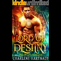 Lord of Destiny (The Dragon Demigods Book 6) book cover