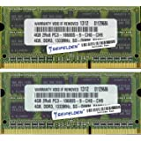 8GB (2X4GB) Memory RAM for Toshiba Satellite A665-S5170 Laptop Memory Upgrade - Limited from Seifelden