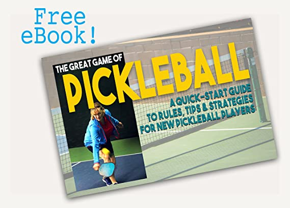 Sweet Shot Pickleball Paddle Set | Includes 2 Comfort Cushion Grip Pickle ball Paddles + 2 Pickleballs + EBook-Beginners Guide to Rules & Tips | ...