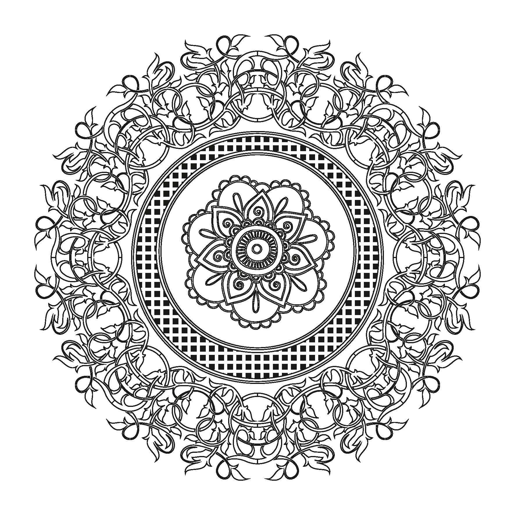 Mandala-Zauber: Fantastisches zum Ausmalen Malprodukte für ...