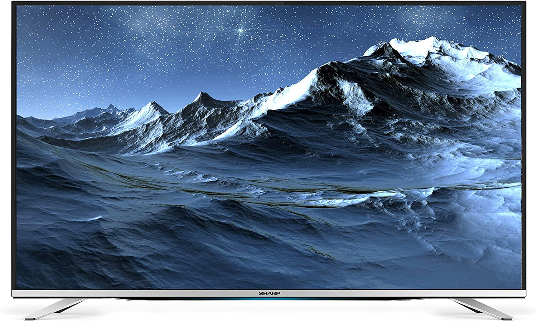 Sharp 49cfg6452e 123 cm (49 pulgadas) Full HD LED TV: Amazon.es ...
