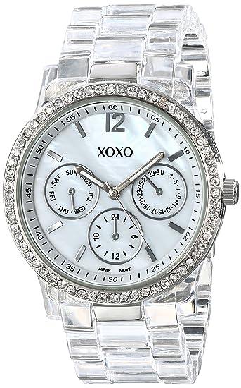 XOXO XO5529 - Reloj para mujeres