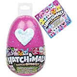 "Hatchimals HatchiBuddies, 6"" Tall Plush with Egg (Styles May Vary)"