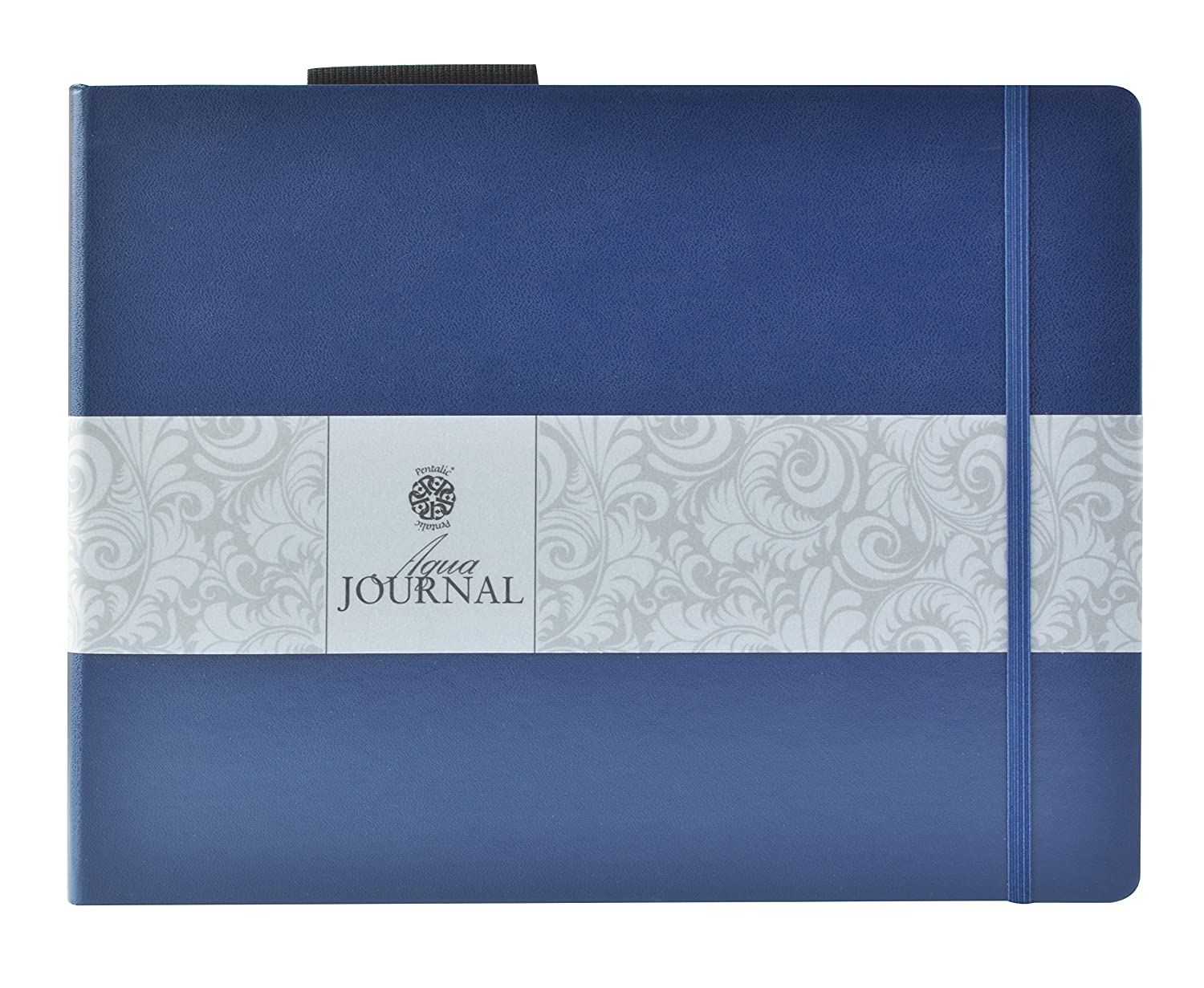 7-inch x 10-inch 140-Pound//7-inch-by-10-inch Pentalic Art Watercolor Journal 48 Page