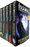 Lockwood and Co Series 5 Books Collection Set by Jonathan Stroud (The Screaming Staircase, The Whispering Skull, The…