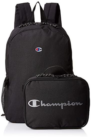 Champion Kids Backpack /& Lunch Kit