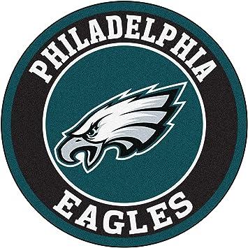 FANMATS NFL Philadelphia Eagles Nylon Face Starter Rug