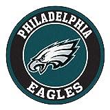 FANMATS 17971 NFL Philadelphia Eagles Roundel Mat