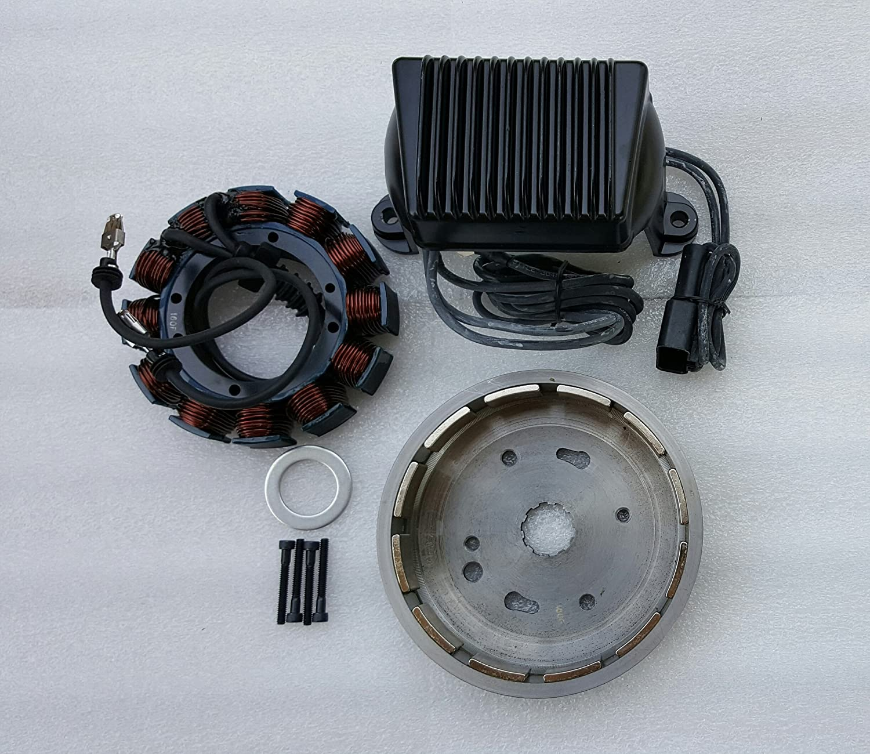 amazon com: harley davidson flt/flh 45 amp charging system 1999-01  29999-97b 29987-99a: automotive