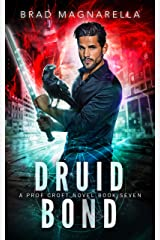 Druid Bond (Prof Croft Book 7) Kindle Edition