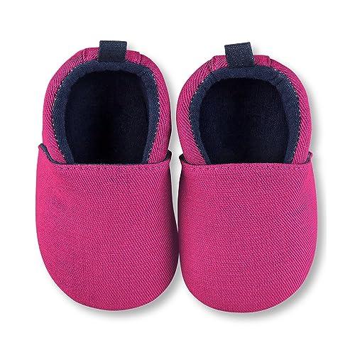 Sterntaler Zapatillas de Estar por casa para Bebés: Amazon.es: Zapatos y complementos