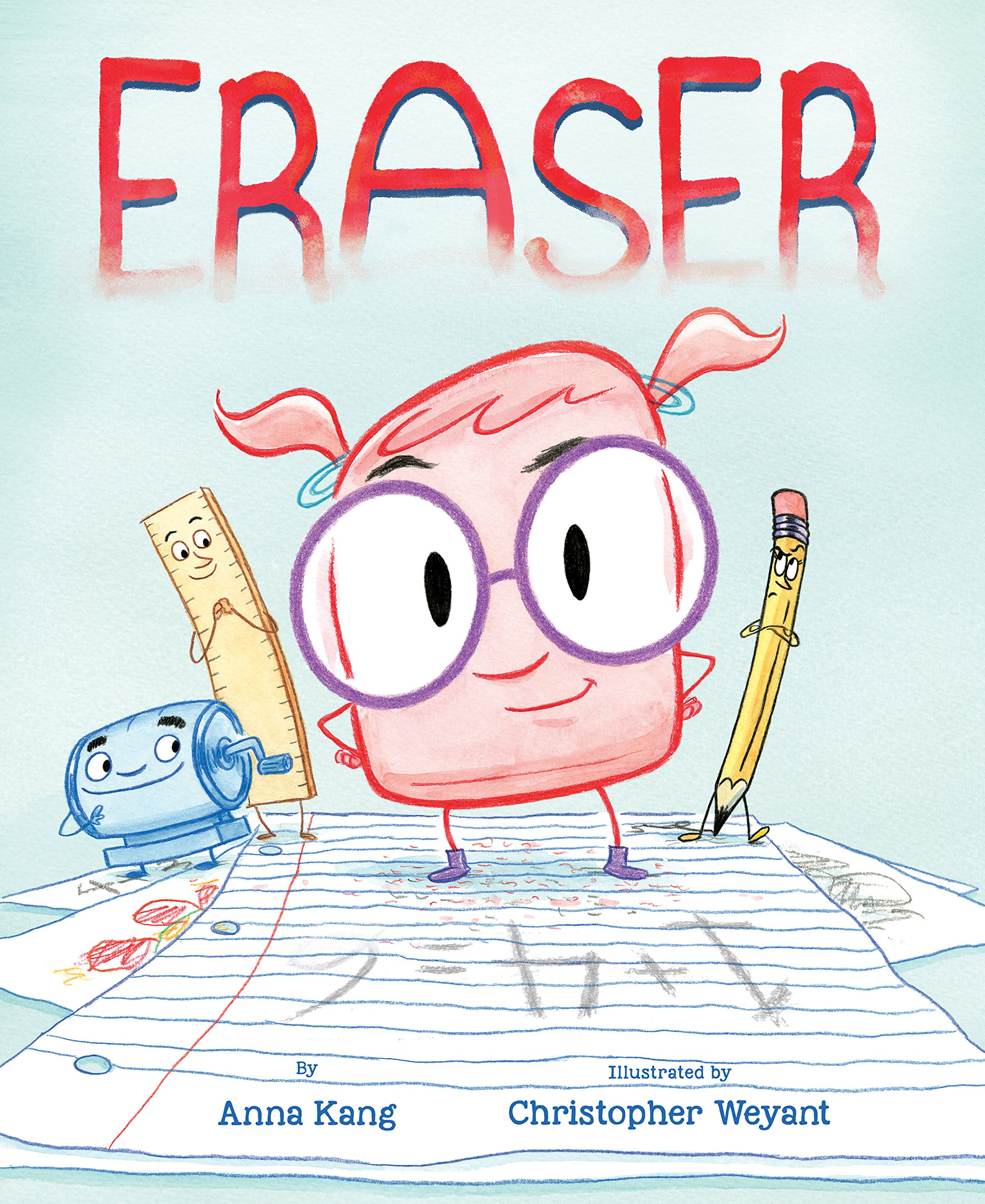 What is purchase eraser