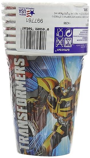 Amscan International - Cubertería para Fiestas Transformers (997761): Amazon.es: Juguetes y juegos