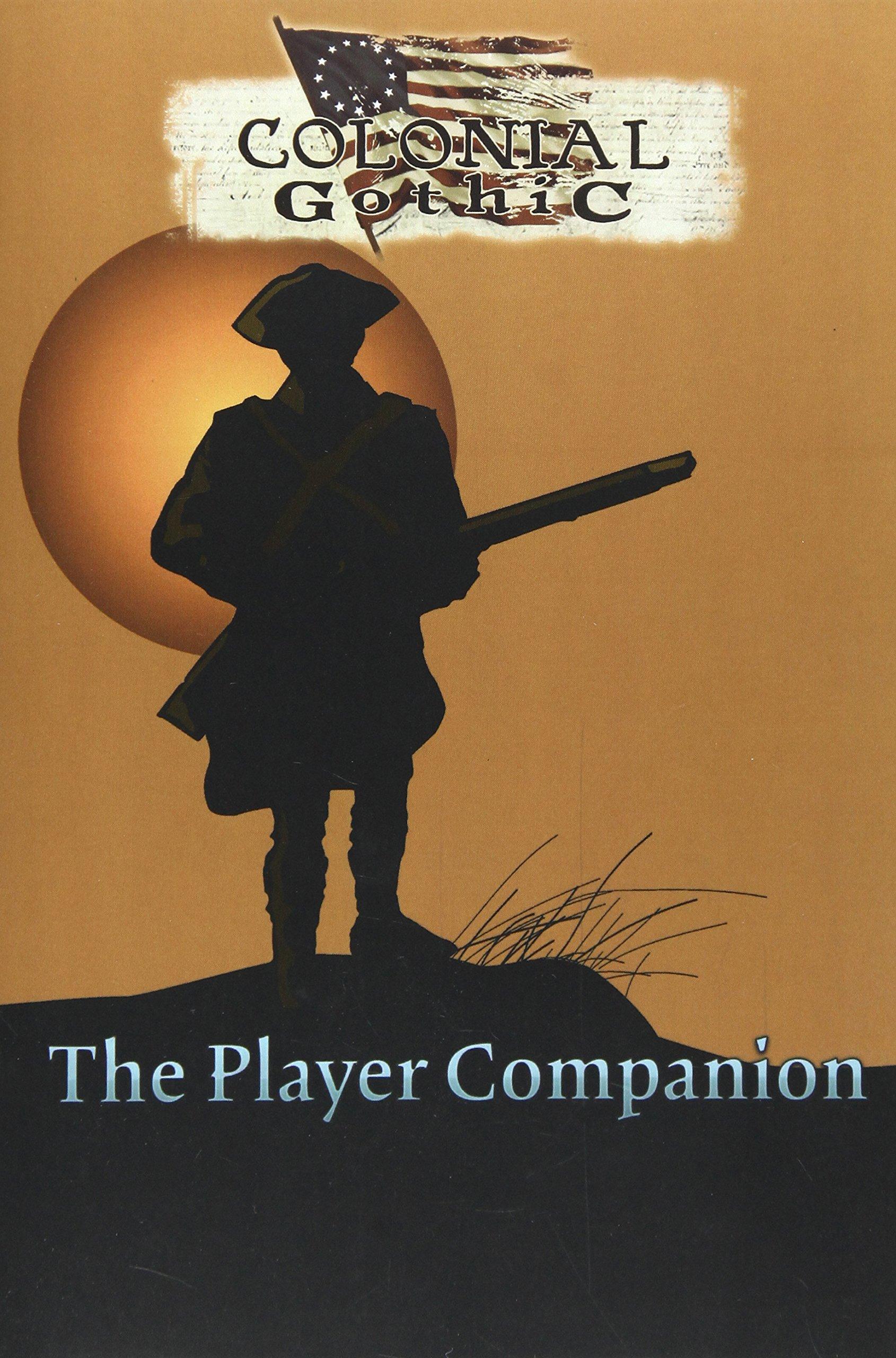 Colonial Gothic: The Player Companion (RGG1701) pdf epub
