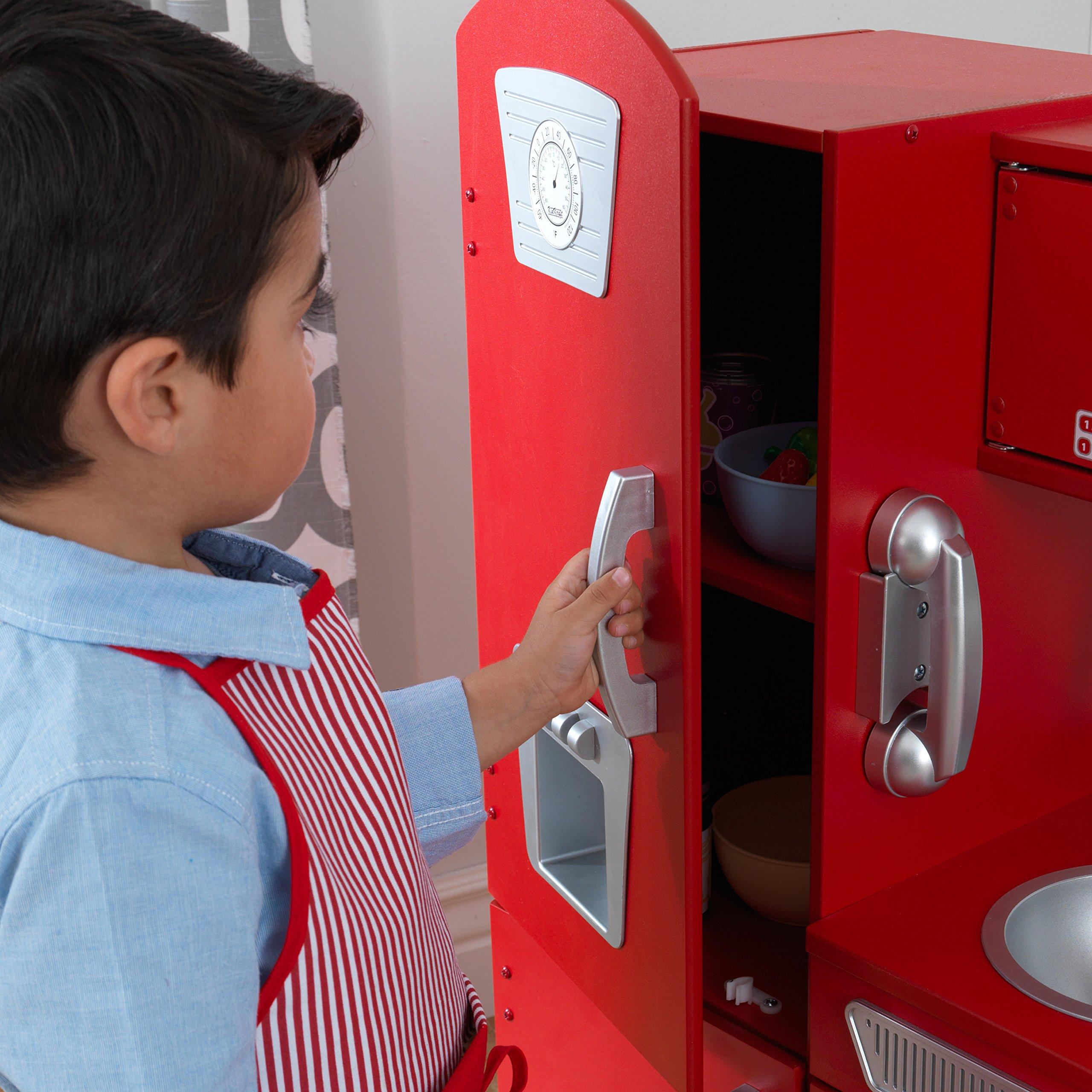 KidKraft Vintage Play Kitchen - Red by KidKraft (Image #13)