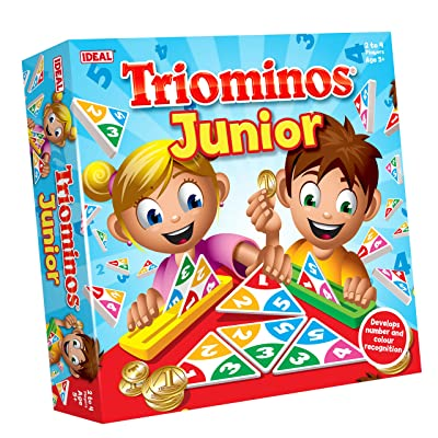 John Adams 10457 Triominó Junior Color Match Game: Juguetes y juegos
