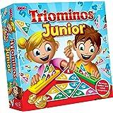 John Adams Jewellry 10457Triomino (Jeu) Junior Couleur Match de jeu