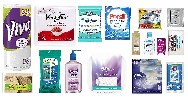 FREE Household Essentials Samp...