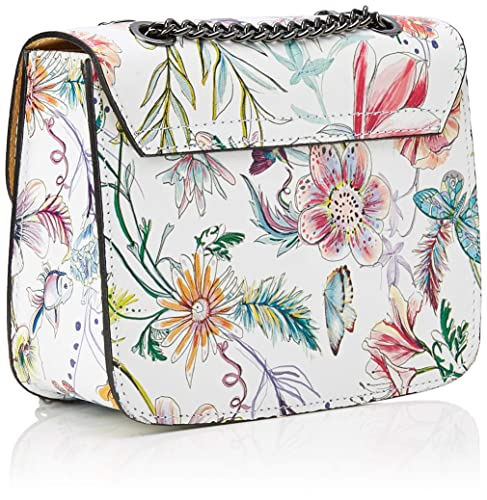 Joe Browns Womens Butterfly Print Bum Bag Multicoloured One Size