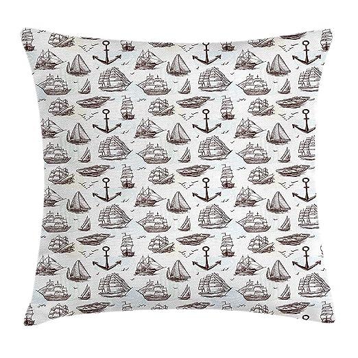 Designer Throw Pillow Covers Funda de Almohada Cuadrada ...
