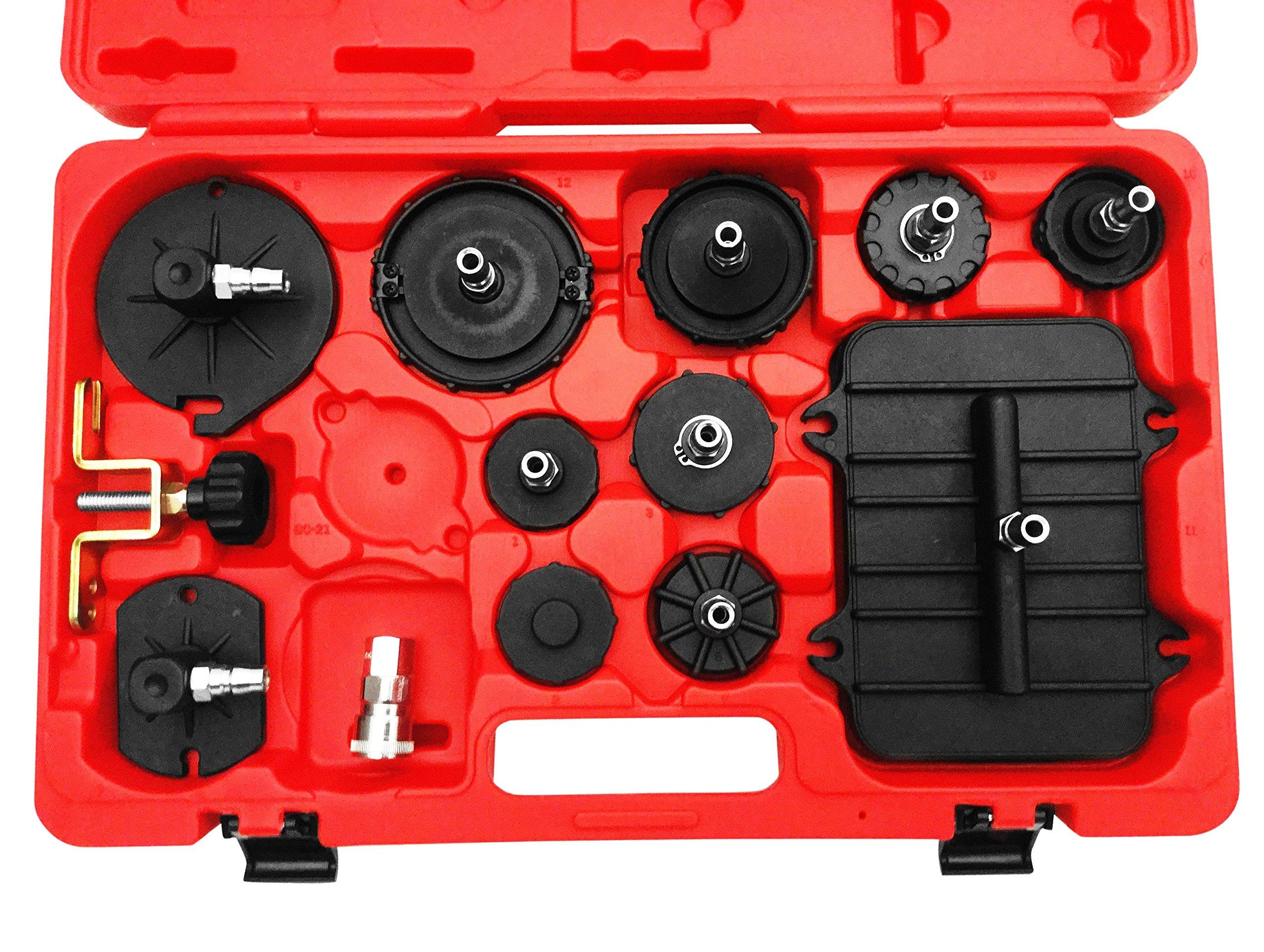 CTA Tools 7300 Brake Bleeder Adapter kit by CTA Tools (Image #1)