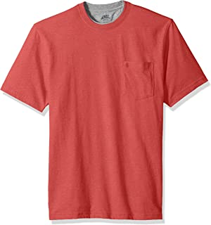 708698372 Amazon.com  Izod Men s Heavy Jersey Shirt Port Royale S  Izod  Clothing
