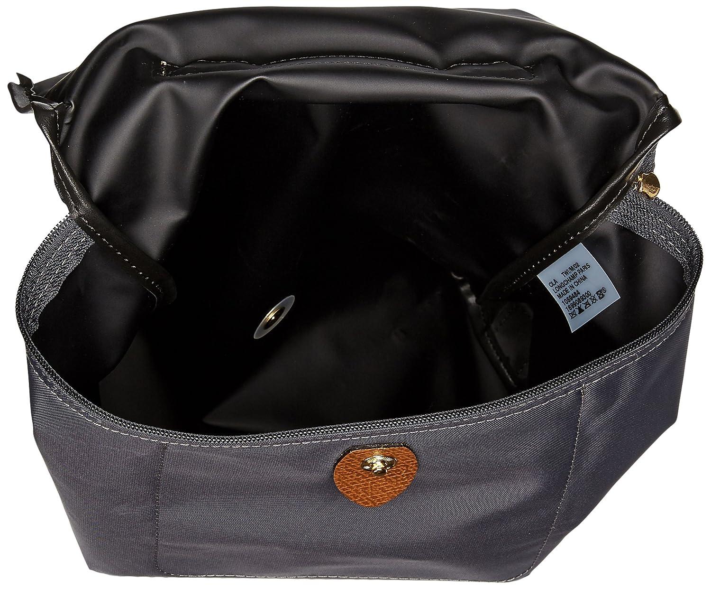 Longchamp - Bolso mochila para mujer gris: Amazon.es: Zapatos y complementos