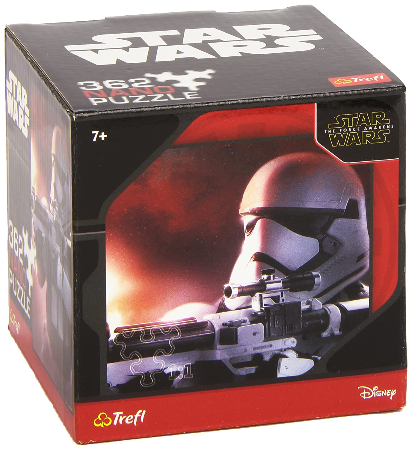 360 Pieces Stormtrooper Puzzle Trefl Nano Star Wars Episode VII