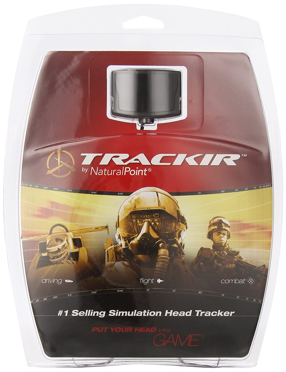 TrackIr 5 Premium Head Tracking for Gaming