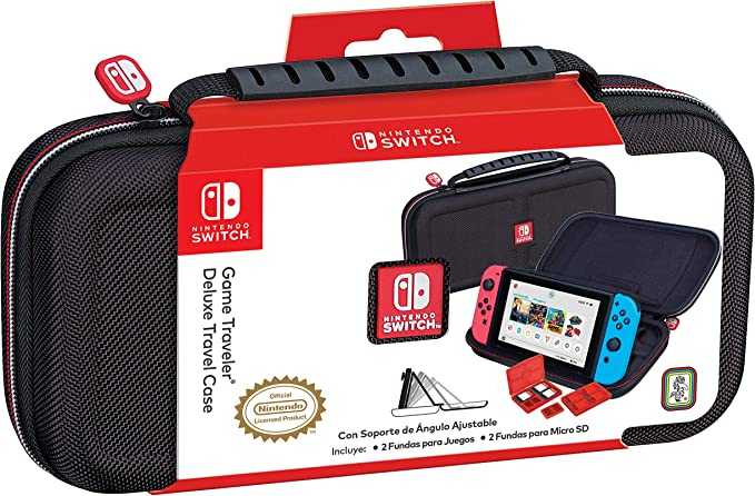 Ardistel - N-Switch Game Traveler Deluxe Case NNS40 (Nintendo ...