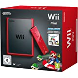 Wii - Konsole mini Mario Kart Bundle - [Edizione: Germania]