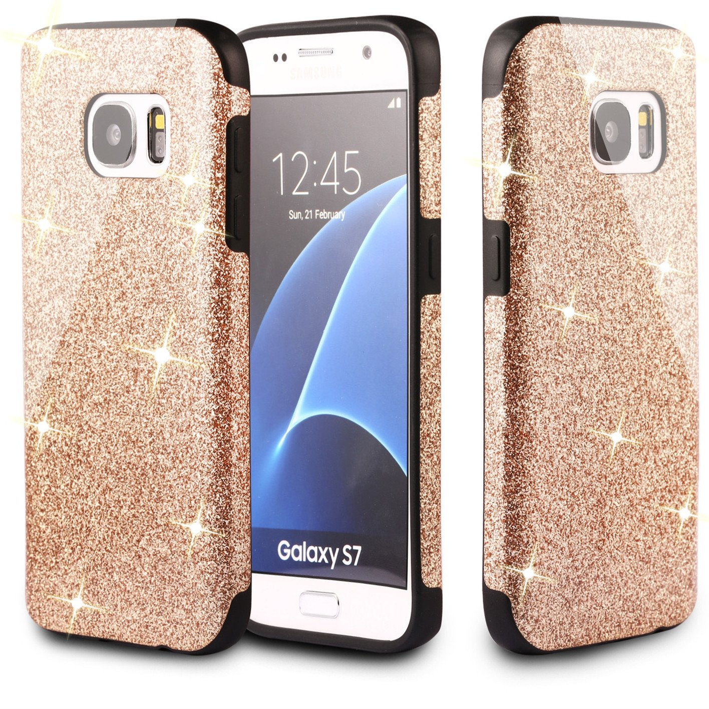 Shiny Sparkle Glitter Bling Case