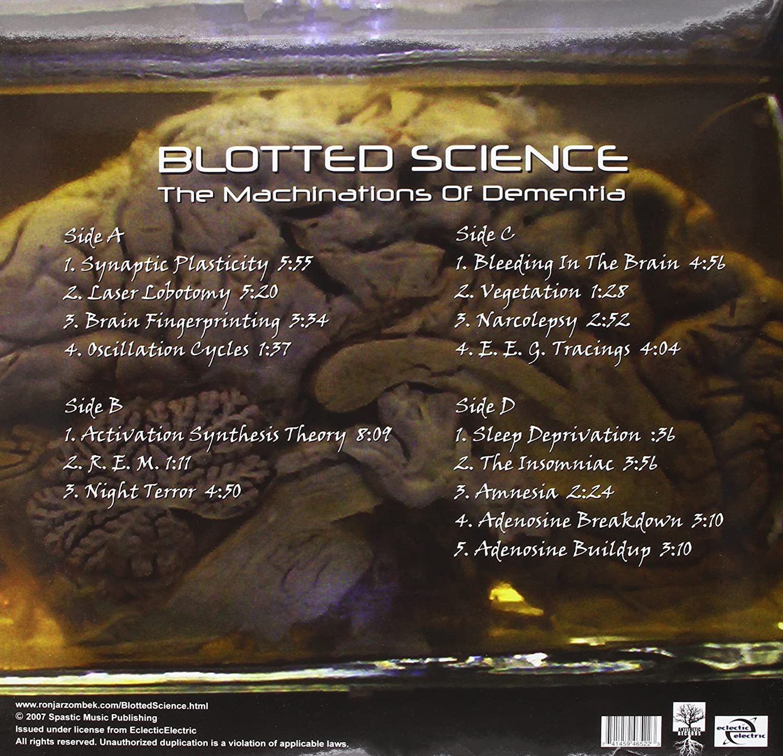 Machinations of Dementia : Blotted Science: Amazon.es: Música