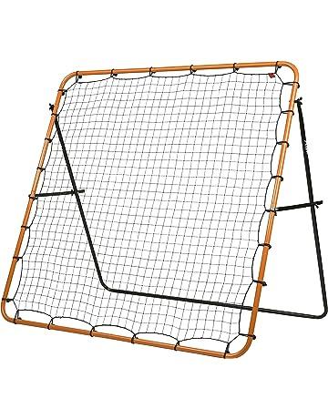 Stiga futbolín 150 Fútbol Rebounder, Naranja/Negro, 150 x 150 cm