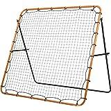 STIGA Kicker 150 Fußball Rebounder, Orange/Schwarz, 150 x 150 cm