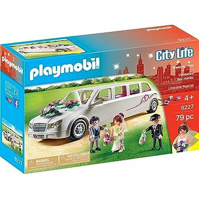 Playmobil 9227 Limousine avec couple de mariés