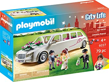 Playmobil, Limousine avec Couple de mariés, 9227