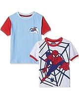 Marvel-Ultimate Spiderman Boys' T-Shirt