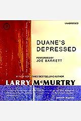 Duane's Depressed: A Novel Audible Audiobook