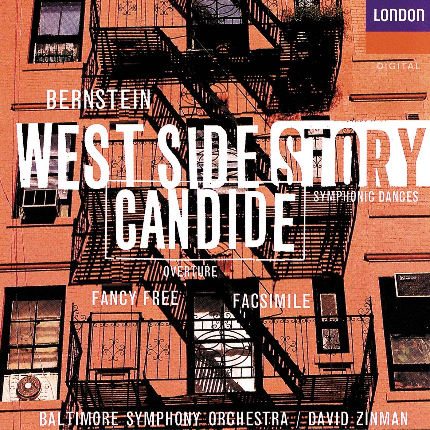 West Side Story / Candide Ov / Fancy Free