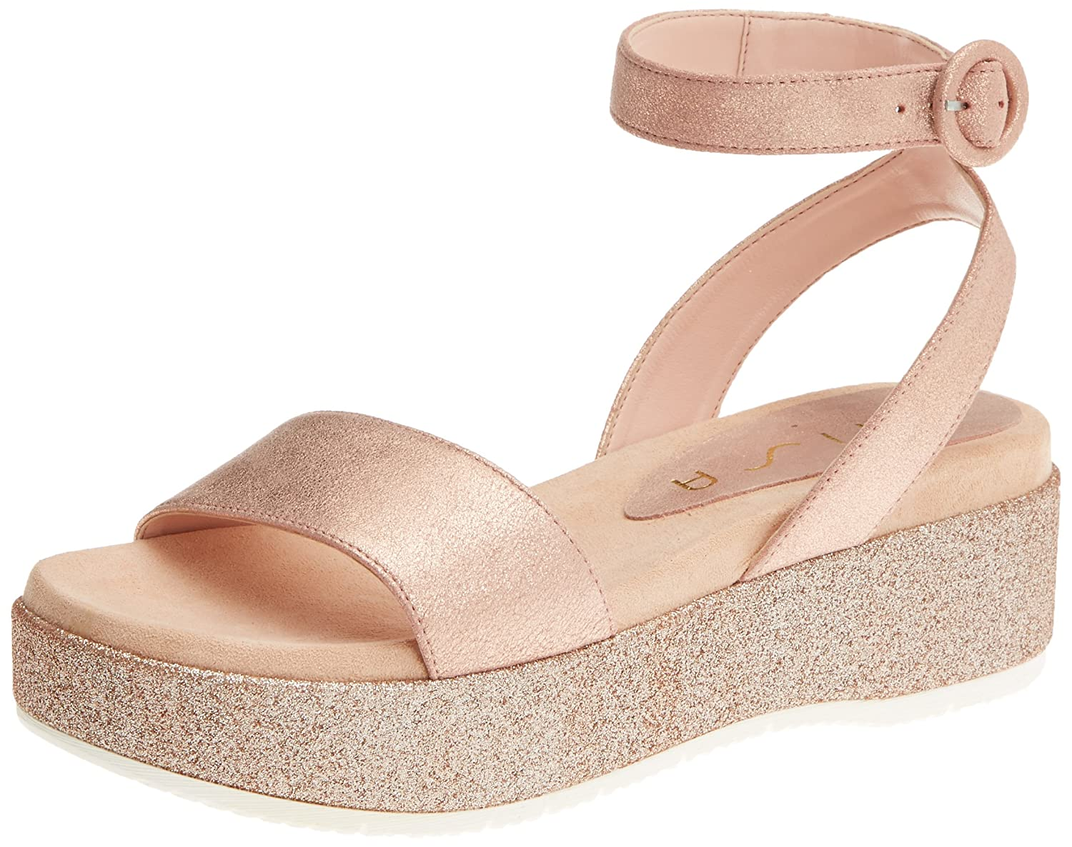 Unisa Bueno_MTS, Bout Sandales Bout Ouvert (Ballet) Femme Rose Bueno_MTS, (Ballet) 6388a52 - piero.space