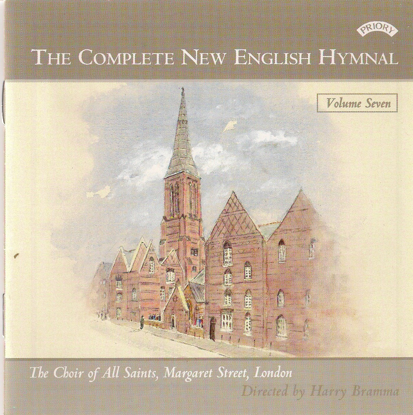 Complete New English Hymnal 7 by Priory/Allegro