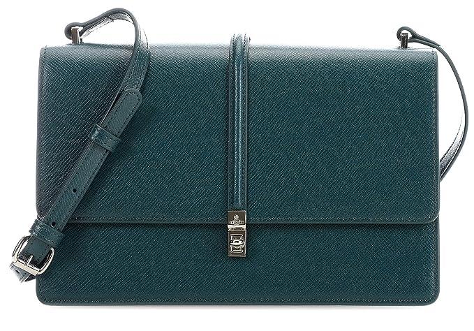 d3175fdda9 Vivienne Westwood Sofia Shoulder bag green  Amazon.co.uk  Clothing