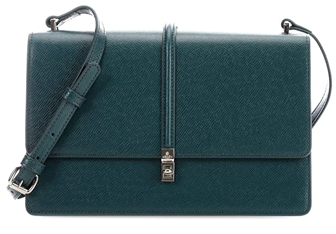 Vivienne Westwood Sofia Shoulder bag green  Amazon.co.uk  Clothing 37e0b6aac4c0a