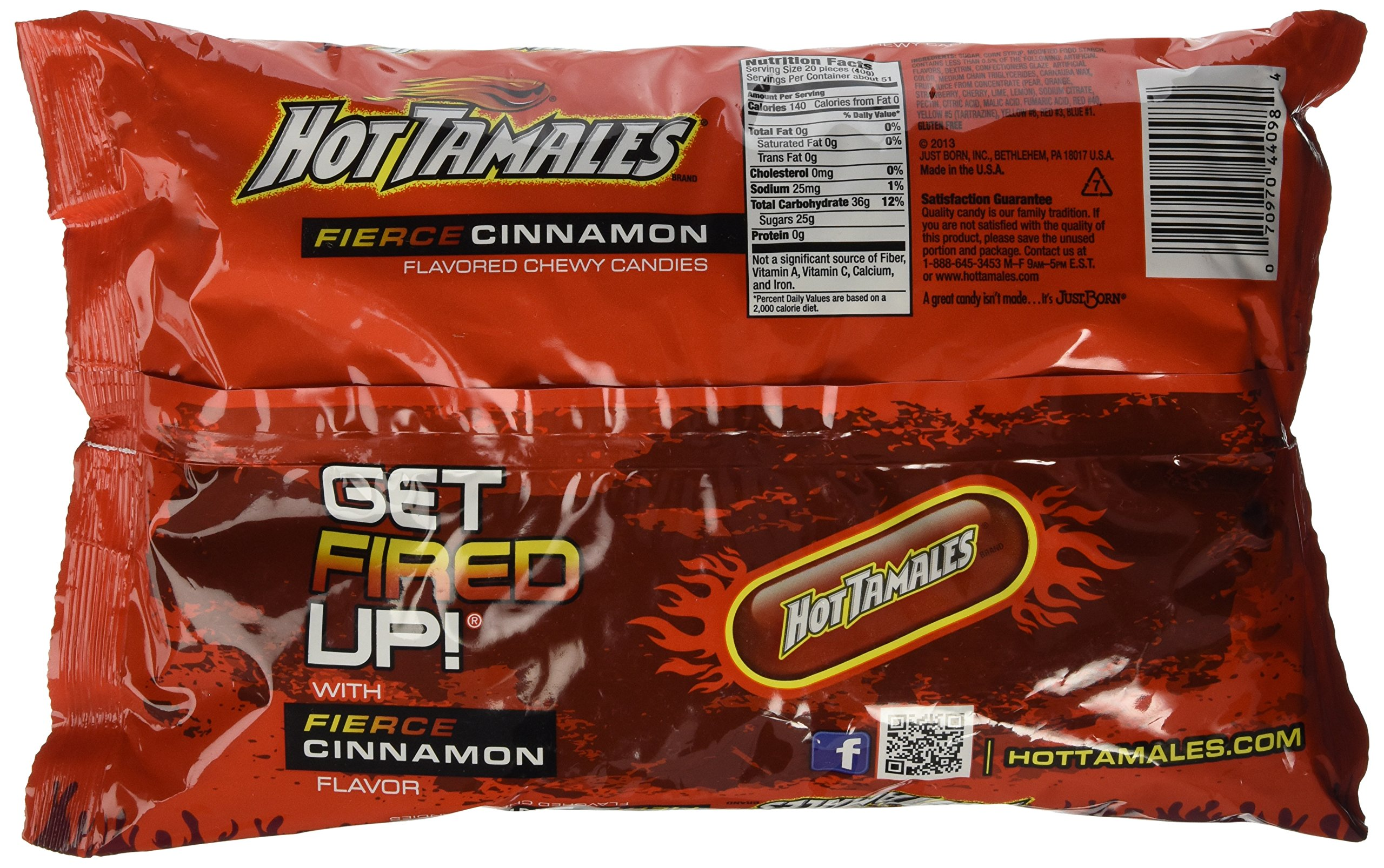 Hot Tamales 9lb by Just Born