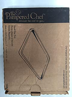 Amazon.com: The Pampered Chef Large Bar Pan 14.75\