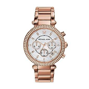 Armbanduhr damen rosegold michael kors