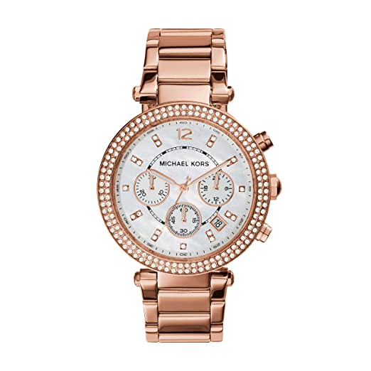 Michael Kors Women s Watch MK5491  Michael Kors  Amazon.co.uk  Watches 922ac91801
