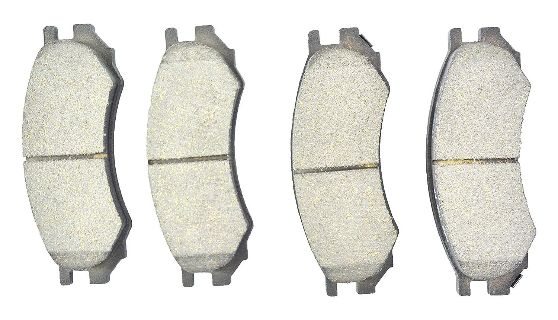 Dash4 MD207 Semi-Metallic Brake Pad